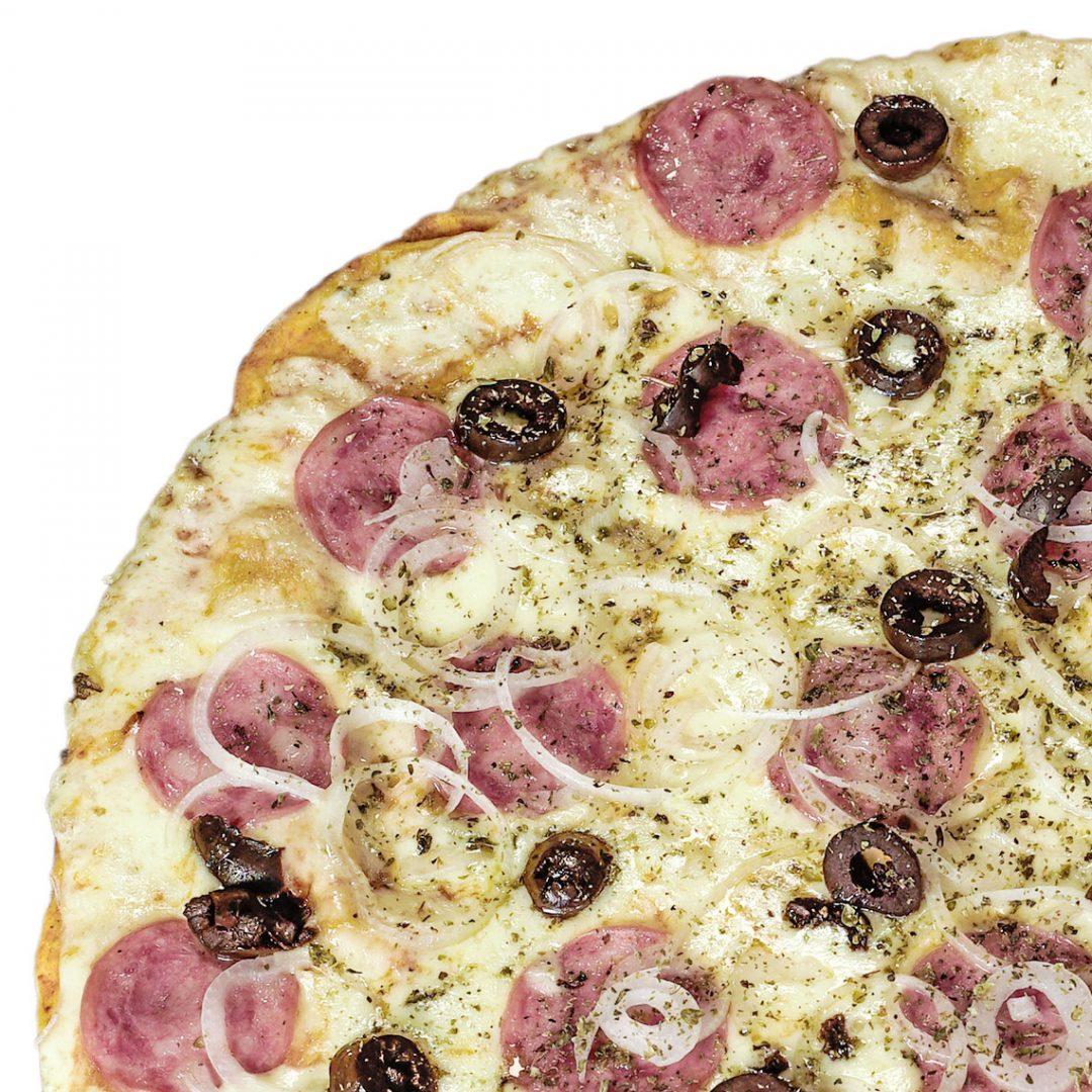 pizza calabreza di mari